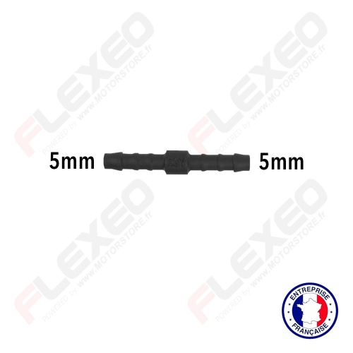 Durite silicone FLEXEO - 1 METRE diamètre 10mm