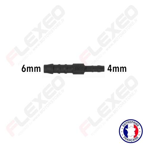 Durite silicone FLEXEO - 1 METRE diamètre 51mm