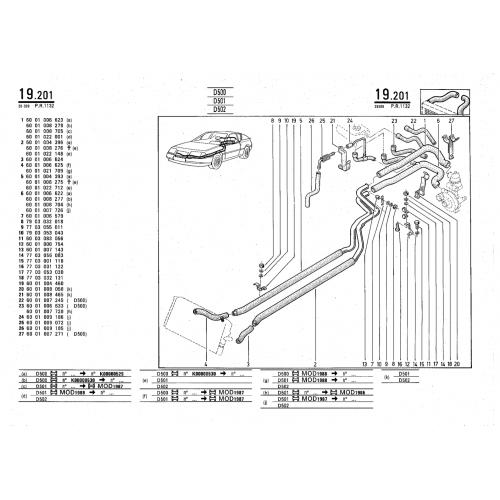 Connecteur / raccord plastique en T 6mm