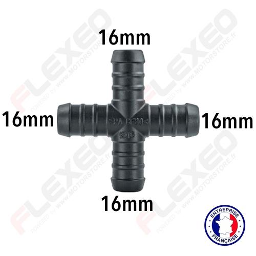 Durite silicone Ø76mm vendue au mètre (1m) - FLEXEO