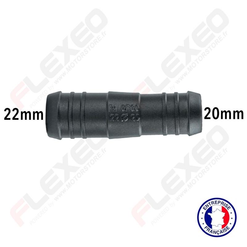 Durite silicone Ø89mm vendue au mètre (1m) - FLEXEO