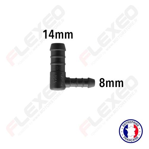 Durite silicone Ø42mm vendue au mètre (1m) - FLEXEO
