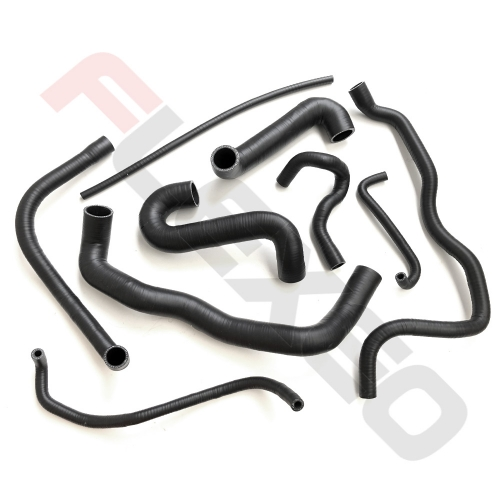 Kit 5 durites silicone EAU - FLEXEO ALFA ROMEO 147 156 GTA
