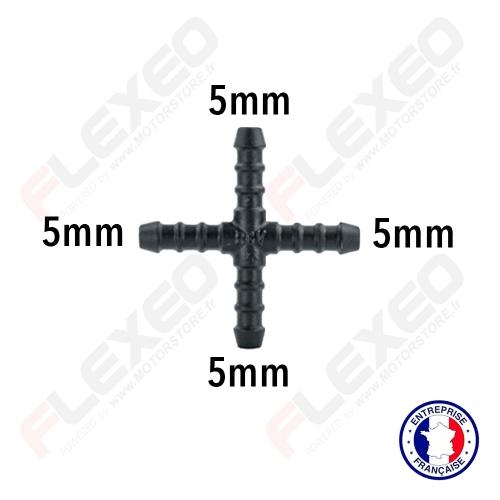 Durite silicone Ø54mm vendue au mètre (1m) - FLEXEO
