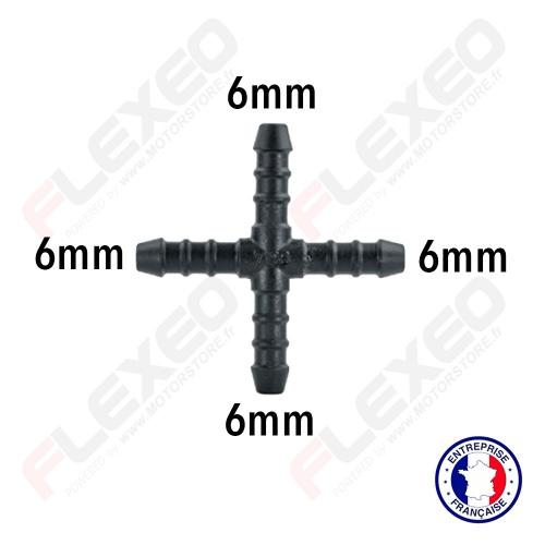 Durite silicone Ø57mm vendue au mètre (1m) - FLEXEO