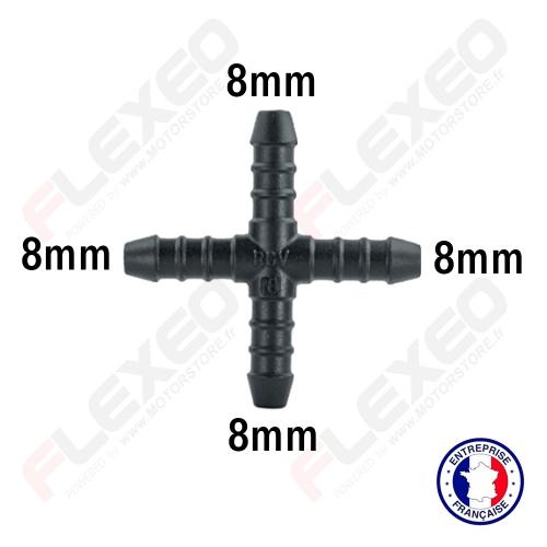 Durite silicone Ø60mm vendue au mètre (1m) - FLEXEO
