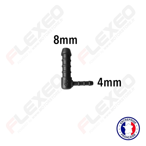 Durite silicone Ø22mm vendue au mètre (1m) - FLEXEO