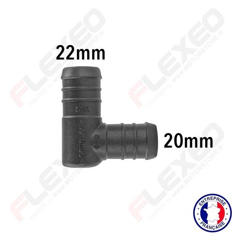 Durite silicone Ø102mm vendue au mètre (1m) - FLEXEO