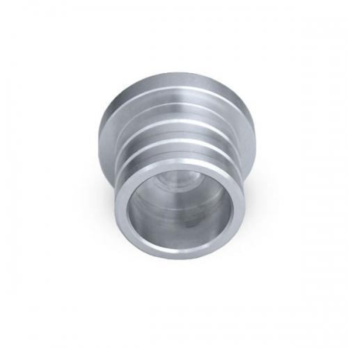 Connecteur / raccord  plastique réducteur droit 10mm-6mm