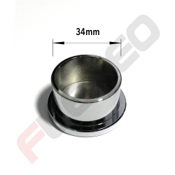 Bouchon obturation aluminium Ø34mm