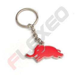 Porte-clés LANCIA Elefantino Rosso
