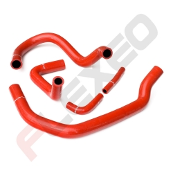Kit HUILE 5 durites silicone FIAT COUPE 20V TURBO
