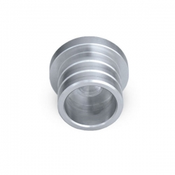 Bouchon obturation aluminium Ø35mm