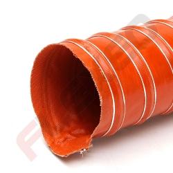 Gaine haute température BOA SILICONE 2 PLYS 19mm