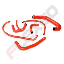 Kit EAU 6 durites silicone FIAT CINQUCENTO SPORTING