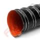 Gaine haute température BOA SILICONE 2 PLYS 70mm