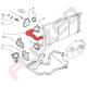 Kit EAU 5 durites silicone FIAT SEICENTO SPORTING